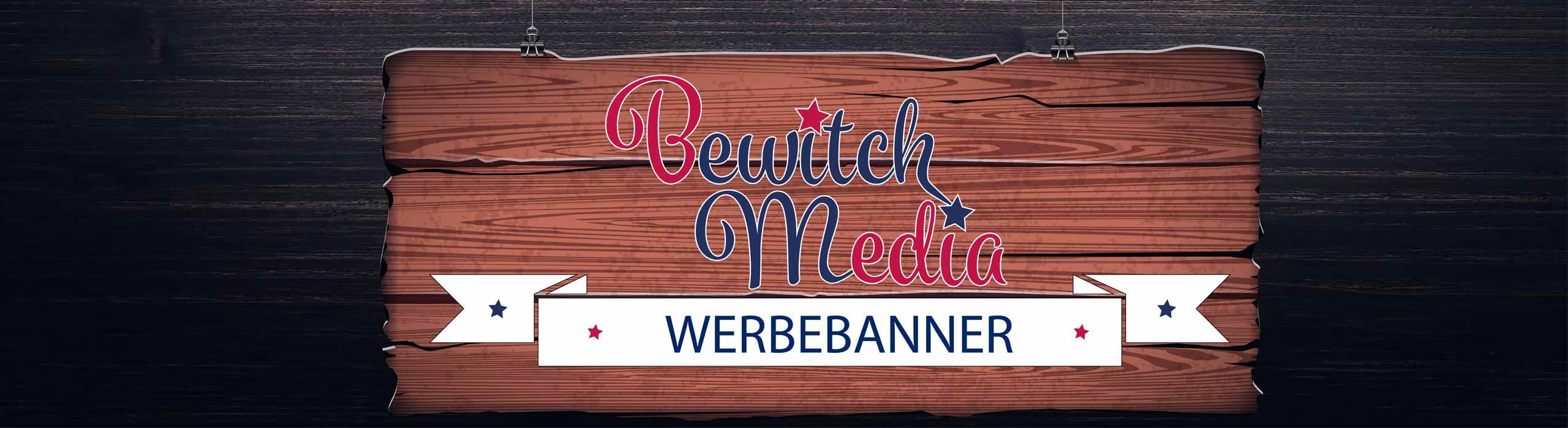 Bewitch Media Werbebanner