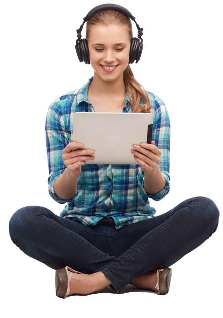 Mediabuchung Contentbild - Radiohörer