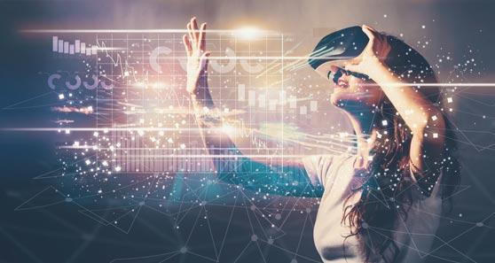 Suchmaschinenoptimierung Contentbild - VR Suche
