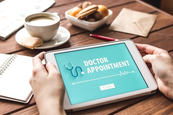 Suchmaschinenoptimierung Contentbild - Website Arzt