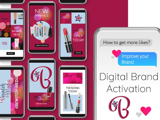 Promotion - Digital Brand Activation