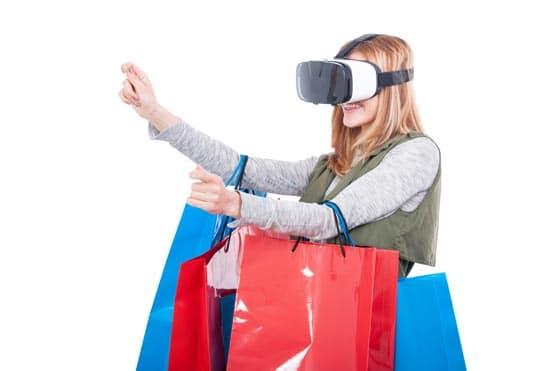 Sales Floor Solutions Contentbild VR Einkauf