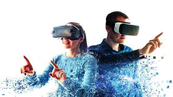 Messe Präsentation Content Bild - Virtual Reality