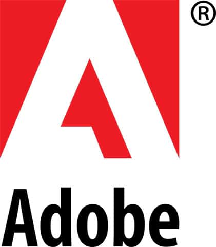 Onlineshop Content Bild - Adobe Logo