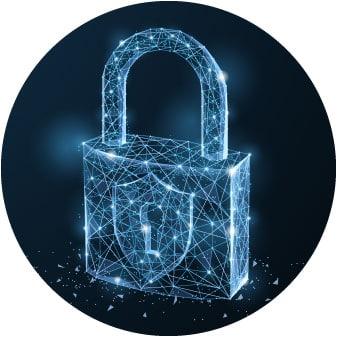 Onlineshop Content Bild - Datensicherheit
