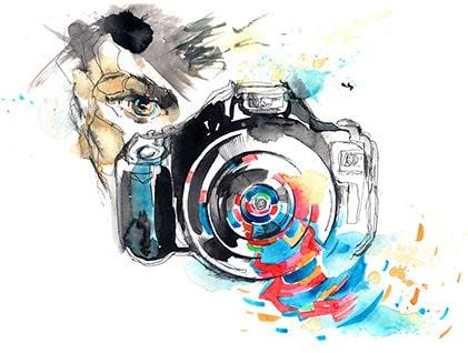 Onlineshop Content Bild - Fotoservice