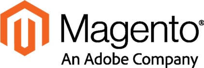 Onlineshop Content Bild - Magento Logo