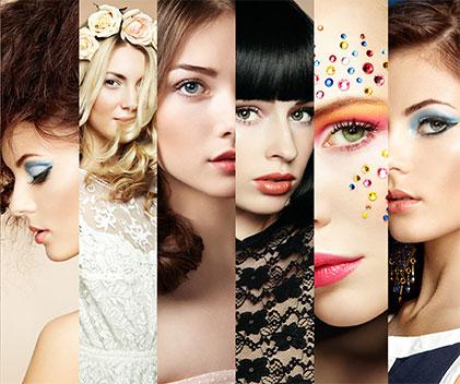 Onlineshop Content Bild - Webshop Design Frauen Mode