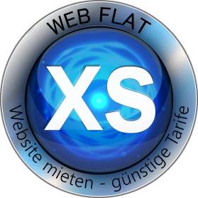 Web Flat XS Content Bild Web Flat XS Logo
