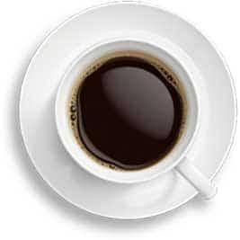 Webdesign Content Bild - Kaffeetasse