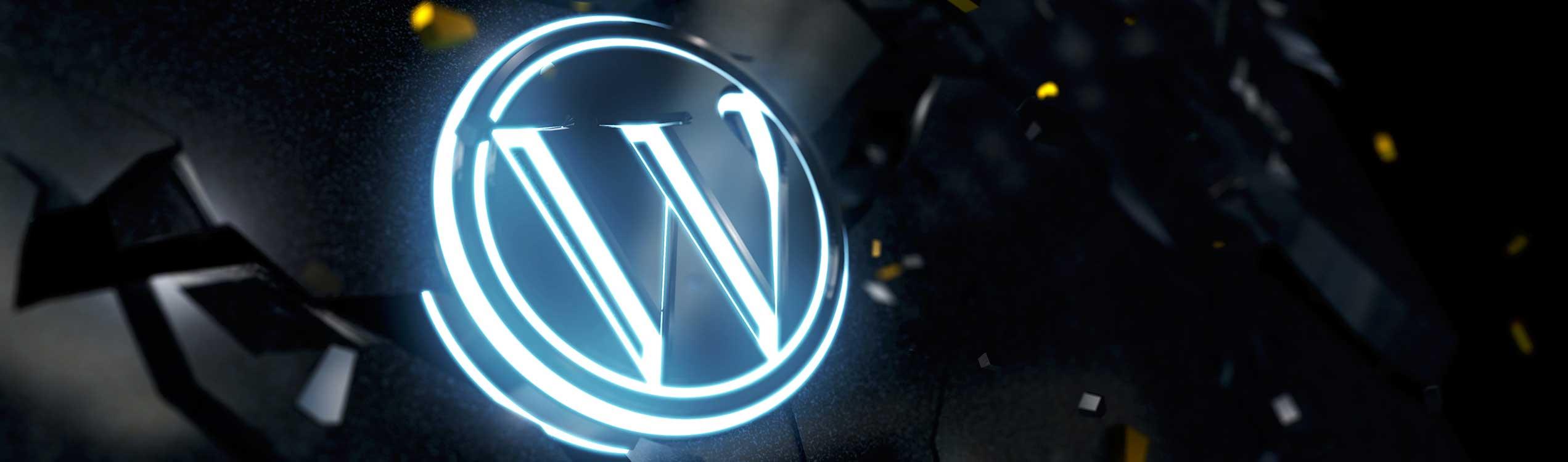 WordPress Agentur Titlebild