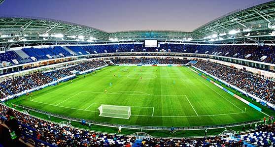 Branchenspezifische Filme Content Bild - Freizeitaktivitäten - Stadion - Fussball
