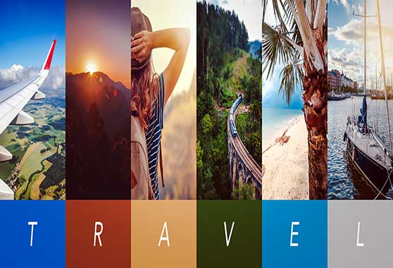 Branchenspezifische Filme Content Bild - Tourismus - TRAVEL Bild