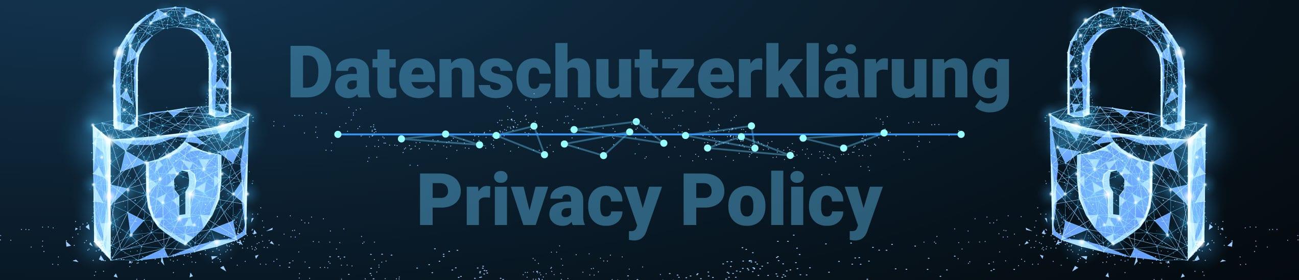 Datenschutzerklärung Titlebild