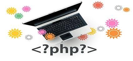 Medien und Werbeagentur Content Bild - Web development - php