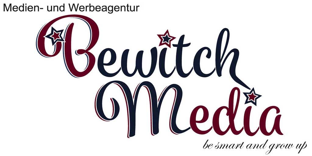 Medien und Werbeagentur Twitter Bild - Logo Bewitch Media