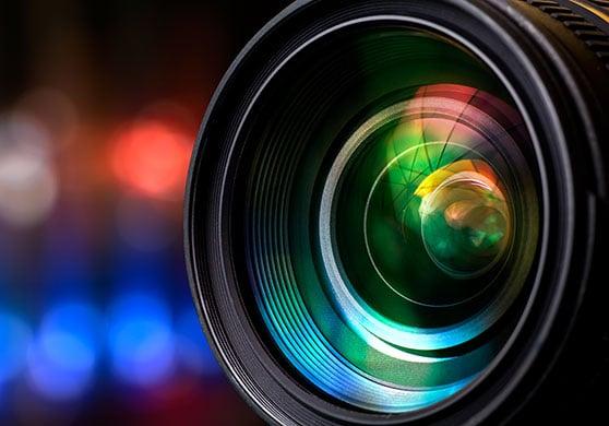 Zweckgebundene Filme Content Bild - Kamara Linse