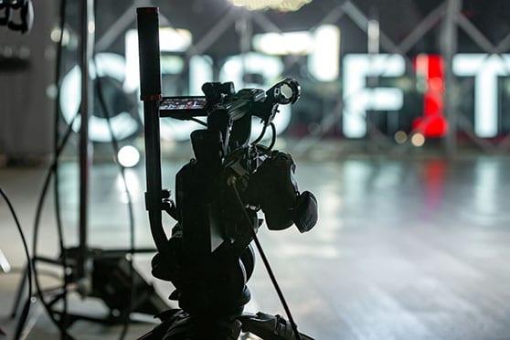 Zweckgebundene Filme Content Bild - TV-Spot Dreharbeiten
