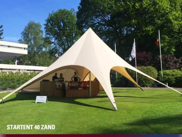 Startent® 40 Set sandfarben Hauptbild Foto